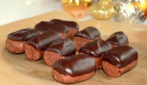 Шоколадная картошка
