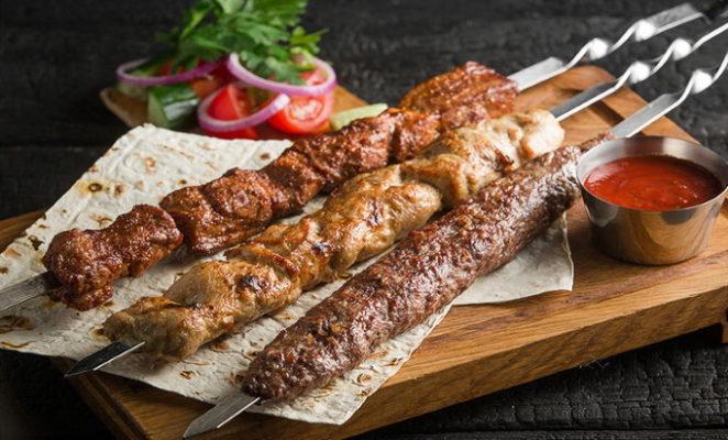 Какие специи содержит приправа для люля-кебаб?