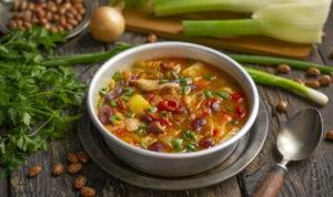 Пряные травы для фасолевого супа