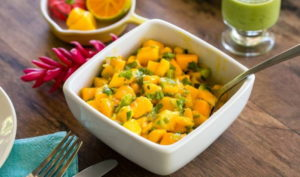 Заправка с манго