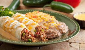 Мексиканская энчилада