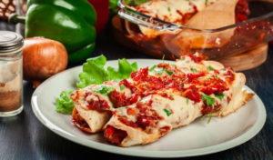 Острая мексиканская закуска