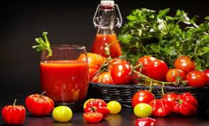 Соус табаско с помидорами
