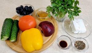 Приправа для греческого салата