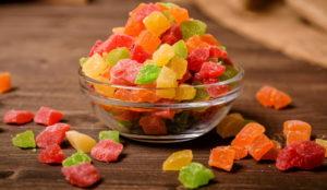 Как сделать цукаты